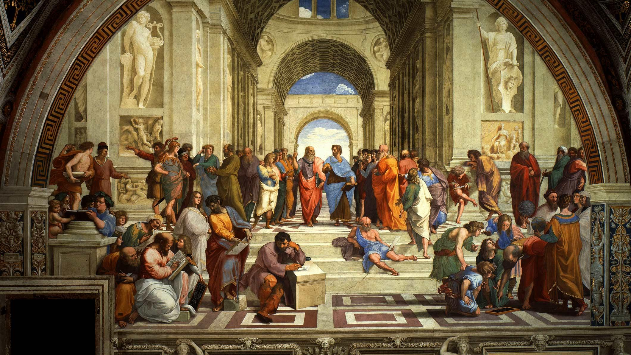 The School of Athens Raphael